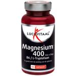 Lucovitaal Magnesium 400 L-Tryptofaan  60 capsules