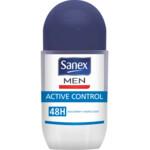 Sanex Deodorant Roller Men Active Control