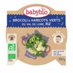 Babybio Slaap Lekker Menu 12 mnd Groene Groenten en Rijst