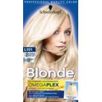 Schwarzkopf Platinum Blond Permanente Blondering L101