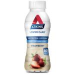 Atkins Shake Ready To Drink Strawberry  330 ml
