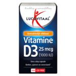 Lucovitaal Vitamine D3 25mcg