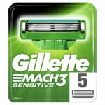 Gillette Mach 3 Power Sensitive Scheermesjes  5 stuks