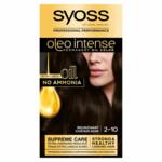 Syoss Oleo Intense Haarverf 2-10 Bruinzwart