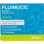 Fluimucil Tabletten 600 mg