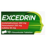 Excedrin Migraine   10 tabletten