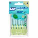 TePe Ragers Extra Zacht 0,8 mm Groen  blister à 6 stuks