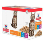 Hills Feline Adult  Multipack Classic Selection