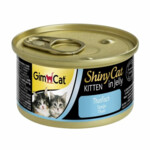 GimCat Shinycat Kitten Jelly Tonijn
