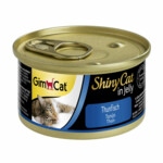 GimCat ShinyCat in Jelly Tonijn  70 gr