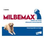 Milbemax Hond Ontwormingsmiddel Large