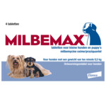 Milbemax Hond Ontwormingsmiddel Small