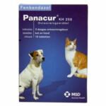 Panacur Hond - Kat 250 mg