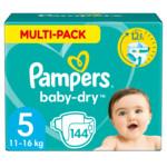 Pampers Baby Dry Luiers Maat 5 (11-16 kg)