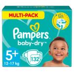 Pampers Baby Dry Luiers Maat 5+ (12-17 kg)