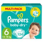 Pampers Baby Dry Luiers Maat 6 (13-18 kg)