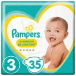 Pampers Premium Protection Luiers Maat 3 (4-9 kg)