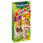 Vitakraft Vitakraft Hamster Kracker 2 in 1  Fruit
