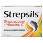 Strepsils Zuigtabletten Sinaasappel & Vitamine C
