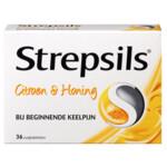 Strepsils Zuigtabletten Citroen & Honing