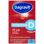 Dagravit Vitamine D Parels 10 µg