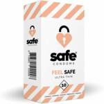 Safe Condooms Feel Safe Ultra-Thin
