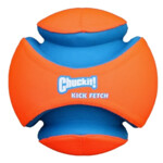 Chuckit Kick Fetch Voetbal Large