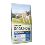 Dog Chow Adult Large Breed Kalkoen