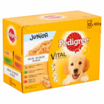 Pedigree Multipack Maaltijdzakjes Junior