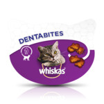 Whiskas Dentabites Original  40 gr