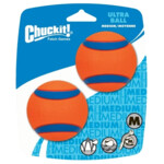 Chuckit Ultra Ball 2 - pack  6 cm