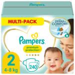 Pampers Premium Protection Luiers Maat 2 (4-8 kg)  240 stuks