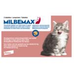 Milbemax Kleine Kat/Kitten Ontwormingsmiddel 0,5 - 2 kg