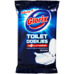Glorix Toilet Doekjes Original  40 stuks
