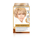 L'Oréal Excellence Age Perfect Haarverf 9.13 Zeer Licht as Goudblond