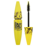 Maybelline Volum' Express Colossal Smokey Eyes Zwart Mascara