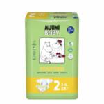 Muumi baby Ecologische Luiers Maat 2 Mini 3-6 kg
