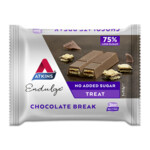 Atkins Endulge Reep Chocolate Break  3 x 21,5 gr