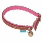 Lief! Kattenhalsband  Roze  35 cm
