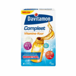 Davitamon Weerstand Vitaminekuur  6 stuks