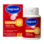 Dagravit Vitamine B12 1000mcg Smelt