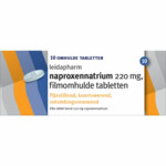 Leidapharm Naproxennatrium 220 mg
