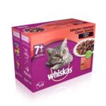 Whiskas Multipack Senior Vlees In Saus
