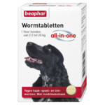 Beaphar Wormtablet All-in-one Hond 2,5  -20 kg