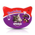 Whiskas Snack Temptations Rund