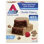 Atkins Reep Chocolate Rasberry