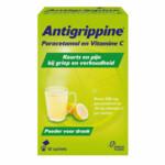 Antigrippine Paracetamol Vitamine C 500/50 mg Poeder
