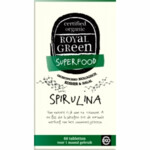 Royal Green Superfood Spirulina  60 tabletten
