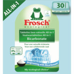 Frosch Vaatwastabletten All-in-1 Bicarbonate  30 stuks