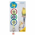 JW Activitoy  Vogelspeelgoed Triple Mirror